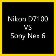 Porównanie szumów Nikon D7100 vs Sony Nex 6