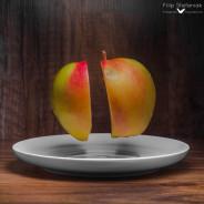 Lewitujące jabłko